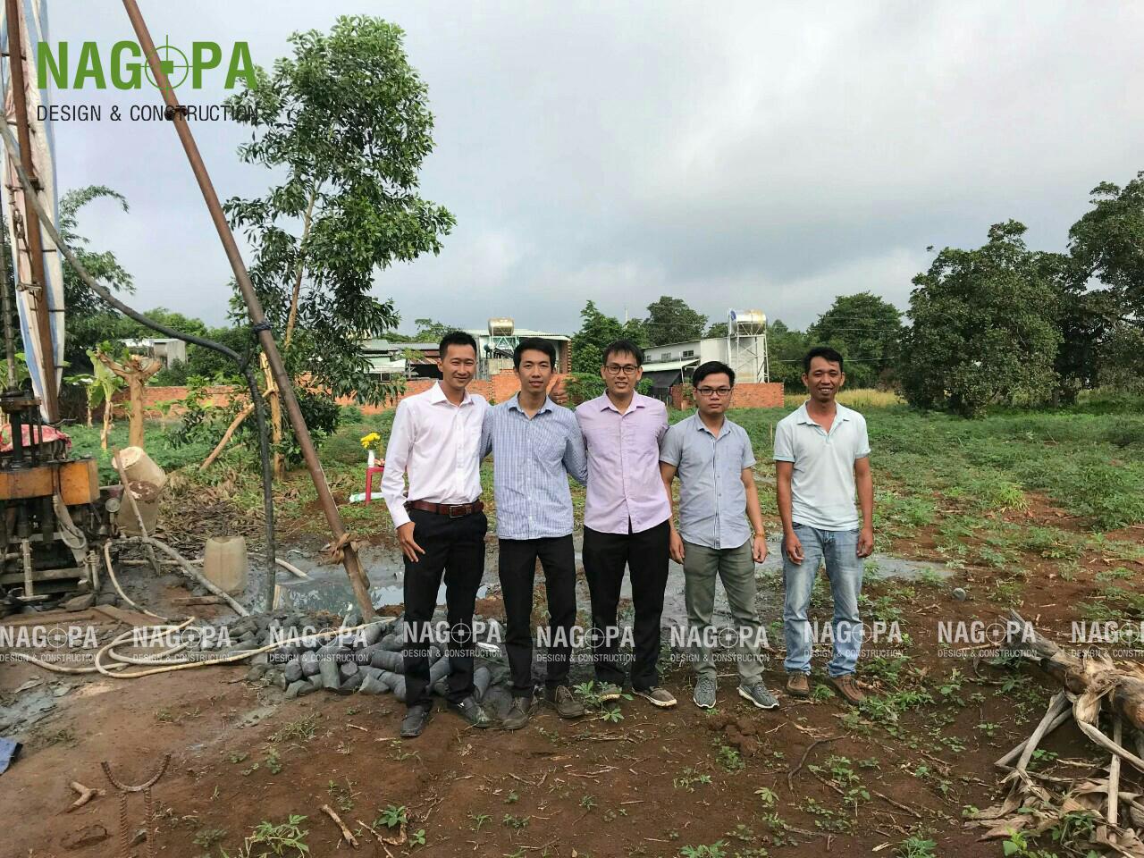 hoạt động khởi công xây dựng nhà anh linh tại đồng xoài 03
