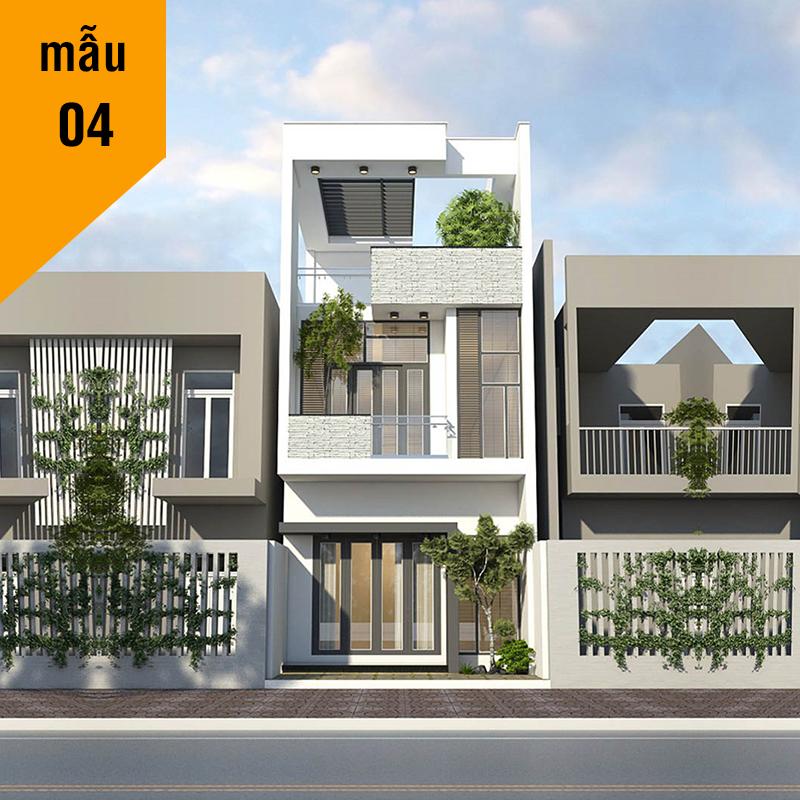 mẫu nhà phố được yêu thích 004