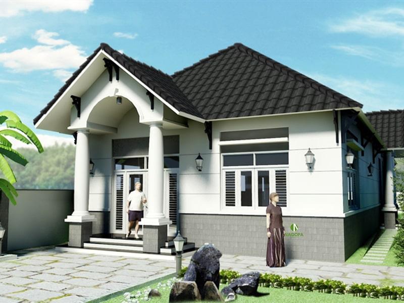 5 mẫu thiết kế nhà biệt thự vườn mini nagopa tổng hợp 02