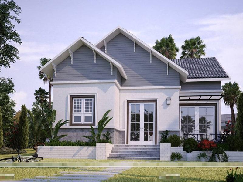 5 mẫu thiết kế nhà biệt thự vườn mini nagopa tổng hợp 05
