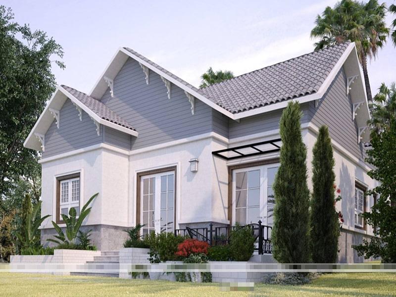 5 mẫu thiết kế nhà biệt thự vườn mini nagopa tổng hợp 06