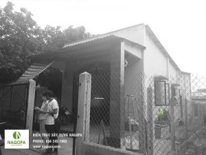 khảo sát thiết kế xây dựng nhà chị loan tại tương bình hiệp 01