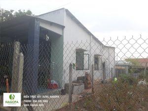 khảo sát thiết kế xây dựng nhà chị loan tại tương bình hiệp 02