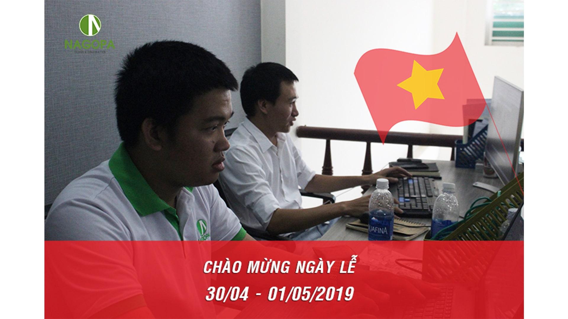 kien-truc-xay-dung-nagopa-thong-bao-lich-nghi-le-30-4-va-01-05