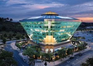 tòa nhà kim cương diamond malaysia