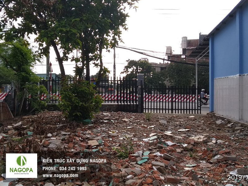 đất nhà anh Phong tại Định Hòa Thủ Dầu Một