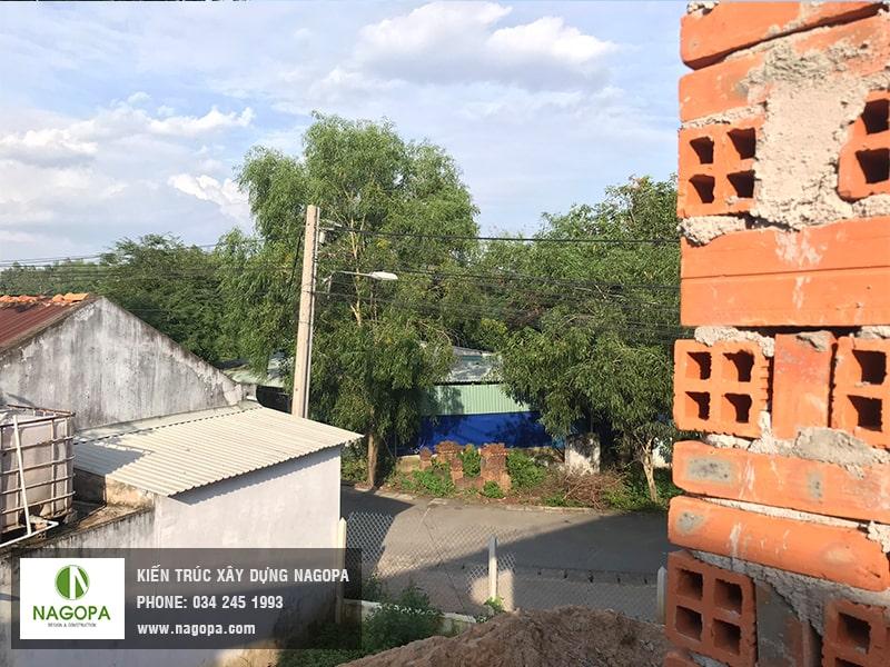 xây dựng nhà chị loan bình dương 03