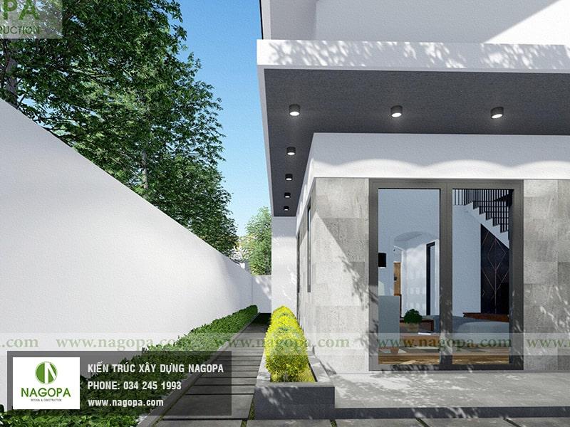 công ty nagopa thiết kế nhà ở bến cát