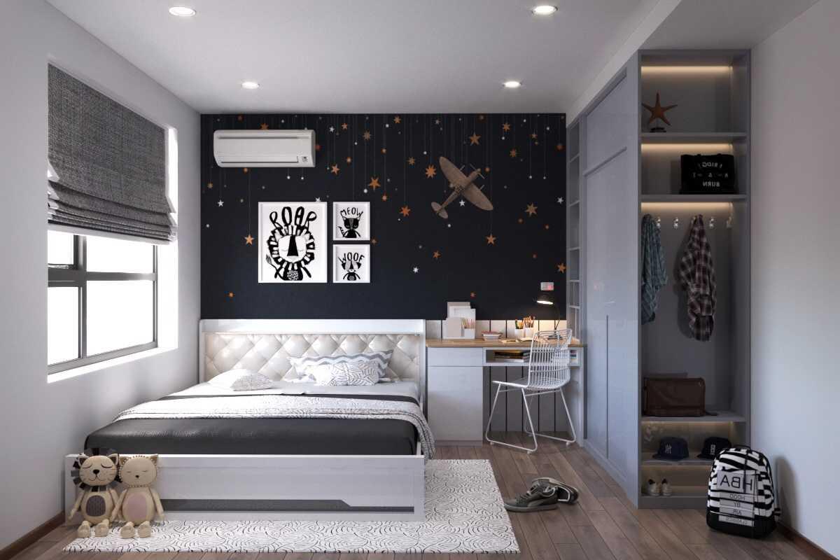 nội thất phòng ngủ dành cho bé trai 05