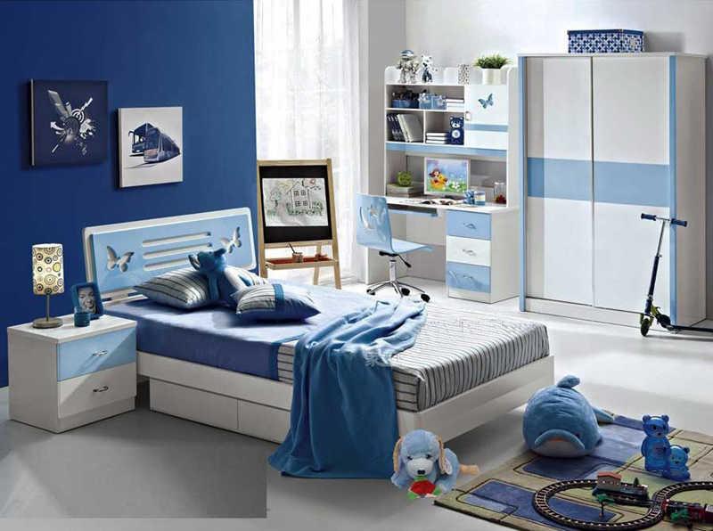phòng ngủ dành cho bé gái 03