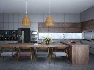 hơn 20 mẫu thiết kế phòng bếp hiện đại được ưu chuộng
