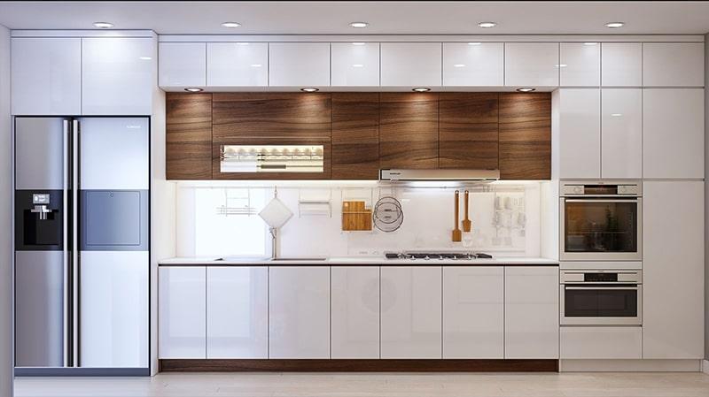 mẫu nhà bếp hiện đại đẹp nhiều người yêu thích 10
