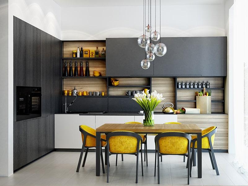 mẫu nhà bếp hiện đại đẹp nhiều người yêu thích 12
