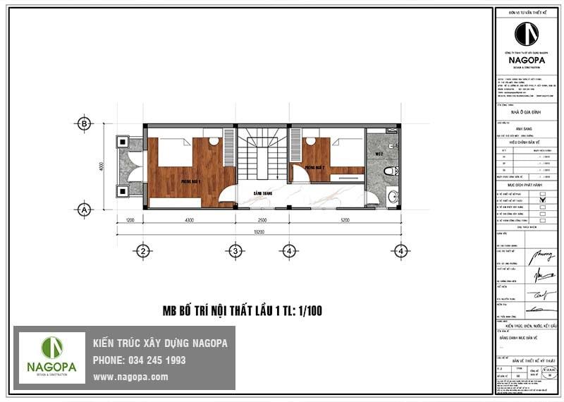 nhà 1 trệt 1 lầu 4x13 tại hội nghĩa tân uyên 05