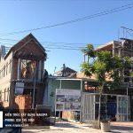 tiến độ thi công xây dựng phần thô nhà phố tại Thủ Dầu Một 01