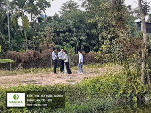 khảo sát thiết kế biệt thự chị An Thuận An 03
