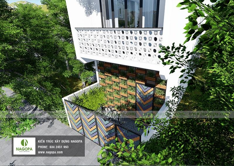 Concept nhà phố a phong milano chơn thành 05
