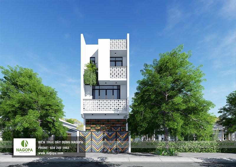 Concept nhà phố a phong milano chơn thành