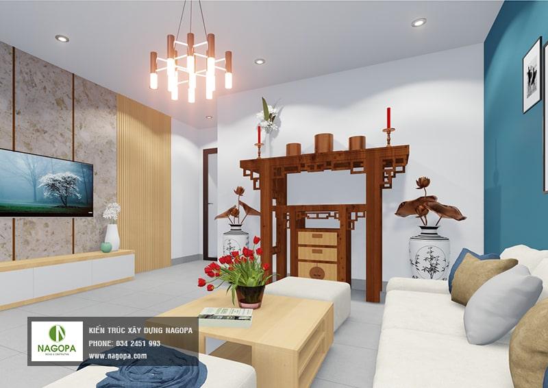 nội thất nhà a thuyền tân uyên 10