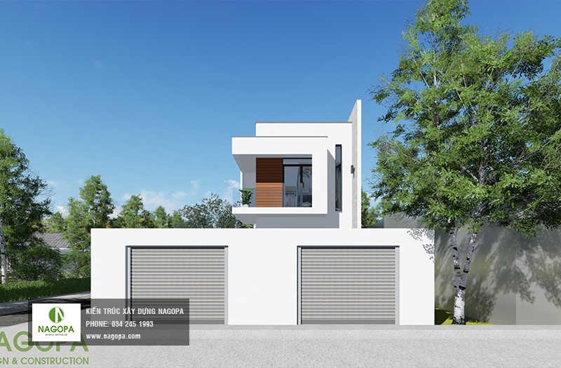 thiết kế nhà a ngọc chơn thành