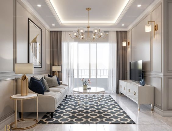 phòng khách đẹp 011