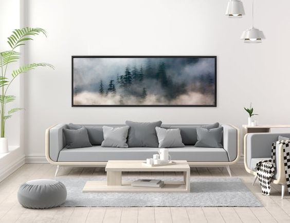 tổng hợp những mẫu tranh phòng khách đẹp 03