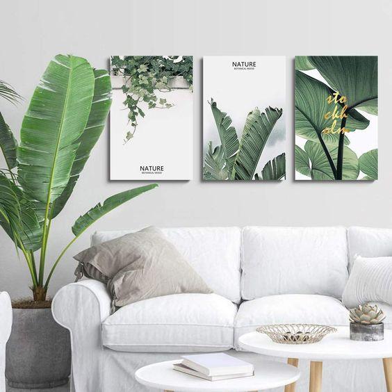 tổng hợp những mẫu tranh phòng khách đẹp 04