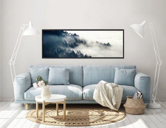 tổng hợp những mẫu tranh phòng khách đẹp 06