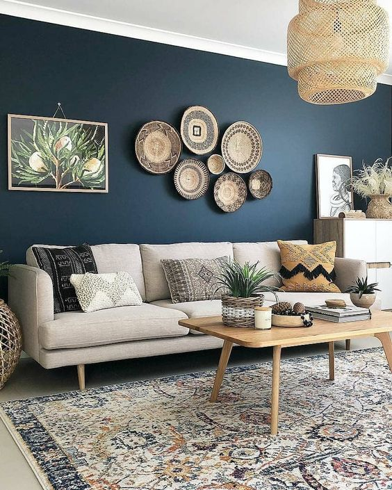 tổng hợp những mẫu tranh phòng khách đẹp 19