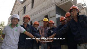 nagopa thi công nhà trọn gói