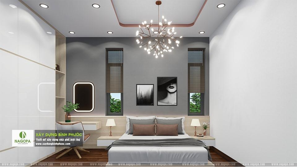 nội thất trong hồ sơ thiết kế nhà phố 03