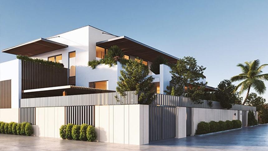 Mẫu biệt thự hiện đại thiết kế sang trọng đẳng cấp 4
