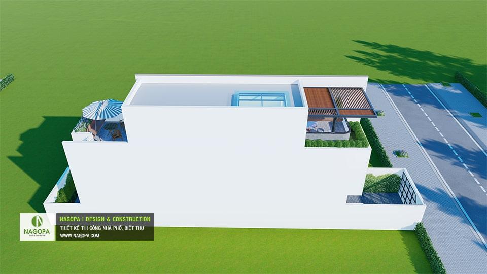 Nhà Phố 3 Tầng Diện Tích 4.5x20m Có 4 Phòng Ngủ 5