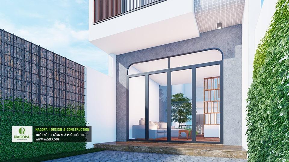 Nhà Phố 3 Tầng Diện Tích 4.5x20m Có 4 Phòng Ngủ 6
