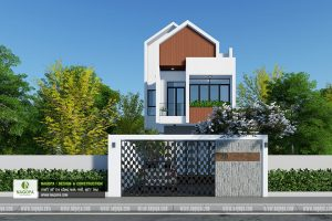 Nhà phố 3 tầng hiện đại | Nhà gia đình anh T | PHTDM