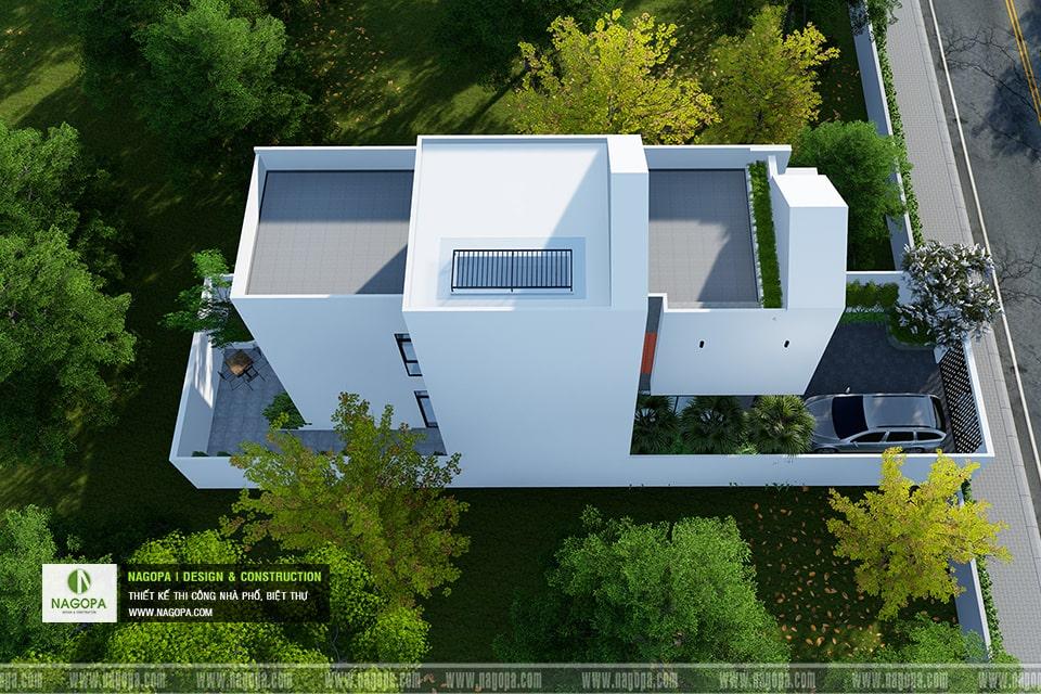 Nhà phố 3 tầng hiện đại | Nhà gia đình anh T | PHTDM 7