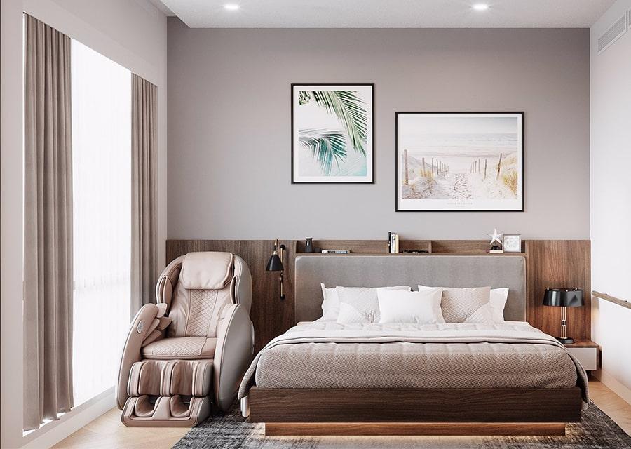 nội thất phòng ngủ nhà lô góc 3