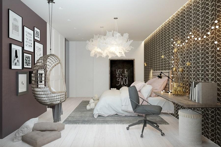 phòng ngủ dành cho bé gái 18 nagopa design