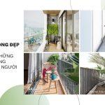 Mẫu Ban Công Đẹp | Những thiết kế được ưu thích nhất 2022